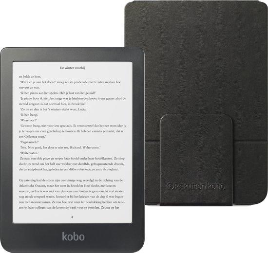 Kobo Clara HD + Kobo sleepcover + 1 maand extra Kobo Plus ebookabonnement [Select-deal]