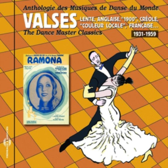 Various Artists - Musiques Danse Monde - Valse En Tou