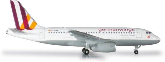 Airbus A319 Germanwings - New Colors