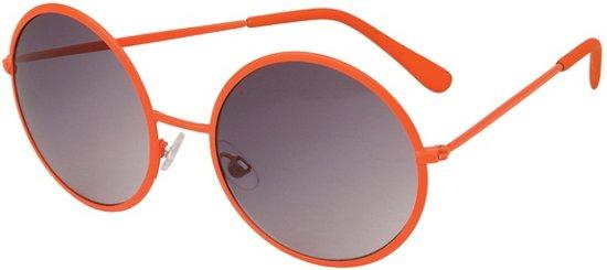 1215b48033265e Az-eyewear Zonnebril Rond Unisex Oranje (az-15-628)