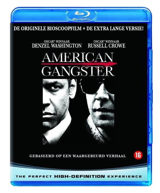 Cover van de film 'American Gangster'