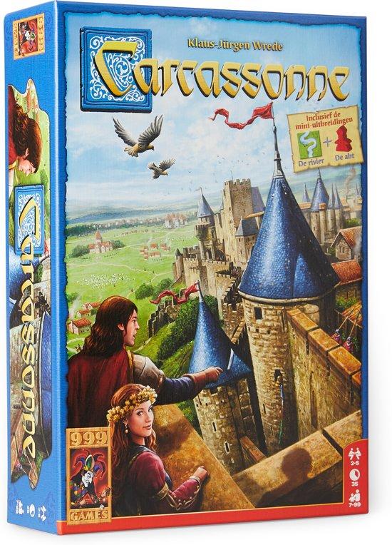 Afbeelding van het spel Carcassonne - Nieuwe editie