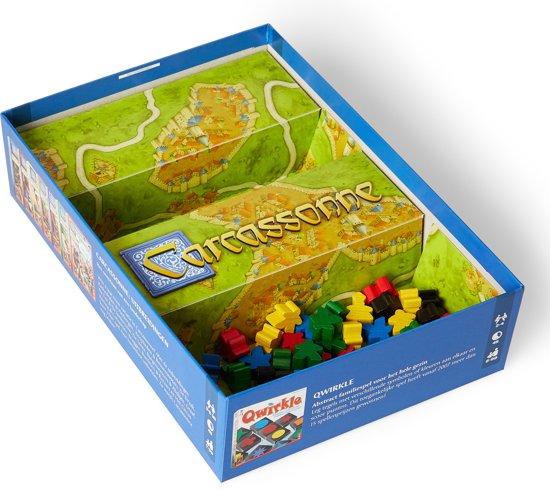 Thumbnail van een extra afbeelding van het spel Carcassonne - Nieuwe editie