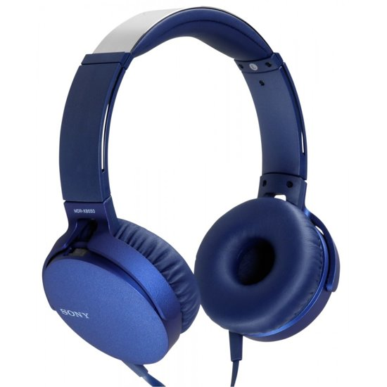 Sony MDR-XB550 EXTRA BASS On-Ear Koptelefoon