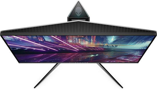 Alienware AW2518H 24.5'' Full HD LED Mat Flat Zwart computer monitor