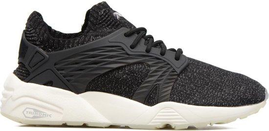 Puma Blaze Sneakers Evoknit Unisex Maat 37 Cage Zwart pMVzSU