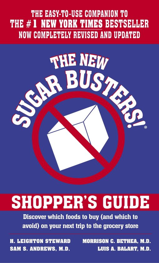 The New Sugar Busters! Shopper's Guide