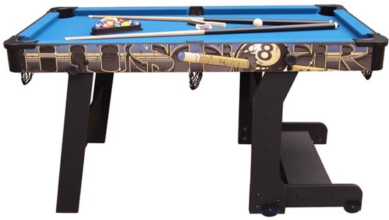 Pooltafel Buffalo Rookie 5ft opklapbaar