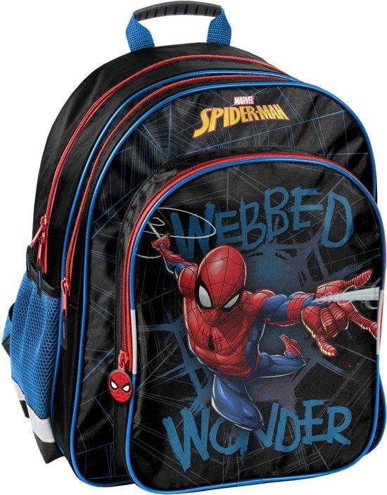 cb5067eb9c2 bol.com   Spiderman - Rugzak - voor Jongens - 38 cm