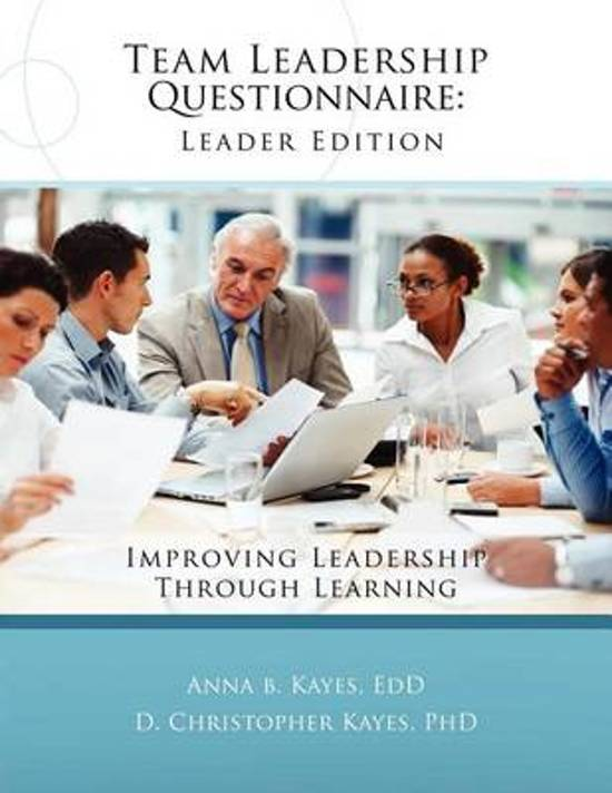effective leadership questionnaire