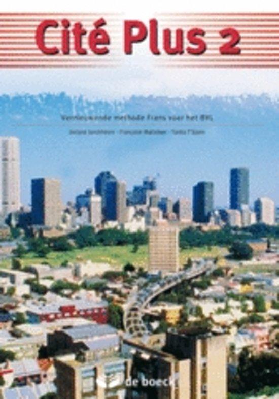 Cité plus 2 leerwerkboek cd rom