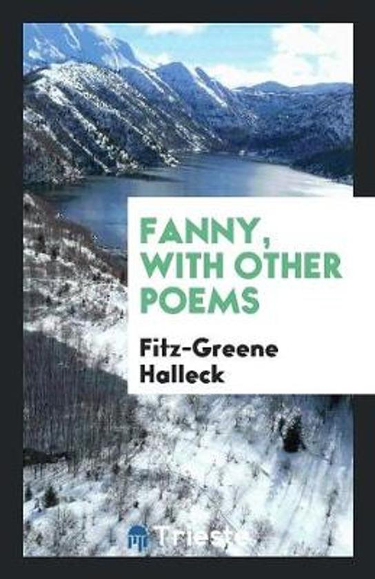Fanny, with Other Poems