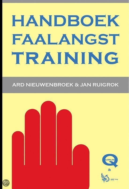 bol.com | Handboek faalangsttraining, Ard Nieuwenbroek ...