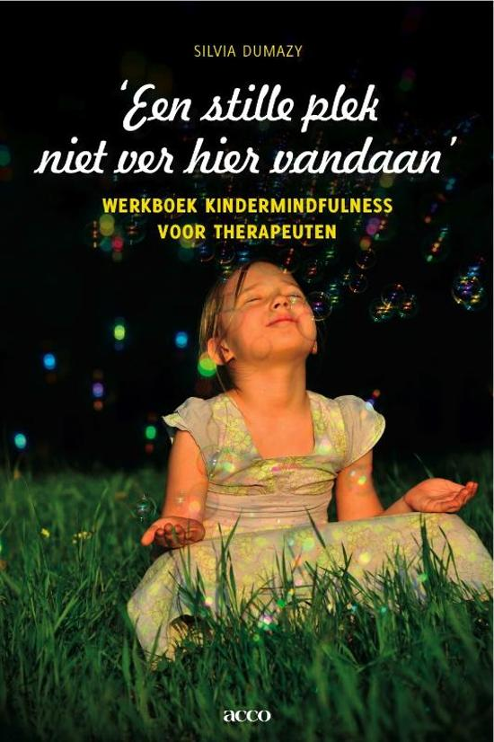 Cover van het boek ''Een stille plek niet ver hier vandaan'' van Sikvia Dumazy