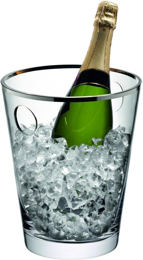 LSA Savoy Champagnekoeler - Transparant