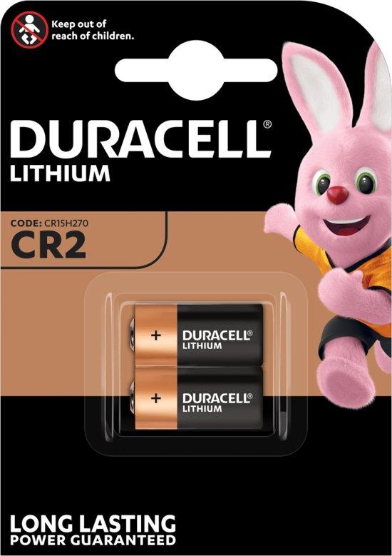 Duracell Battery Cr2 3V 2-Pack