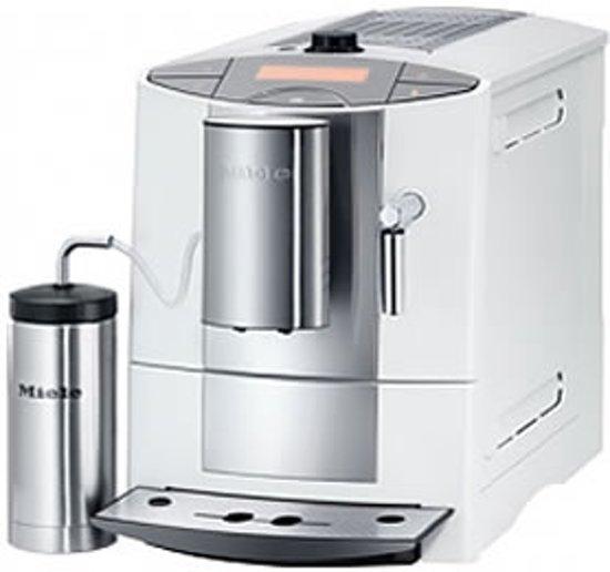 Miele CM5200LW Volautomaat Espressomachine - Wit