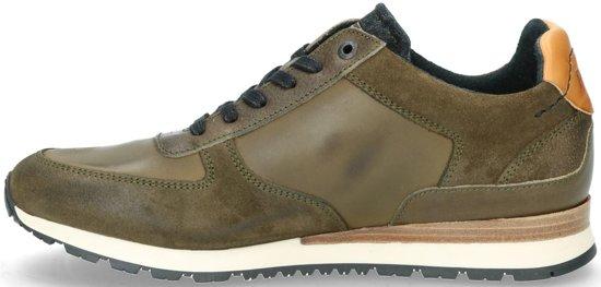 Donkergroen Maat 44 Pme Spartan Runner Heren Sneakers Px4vw04