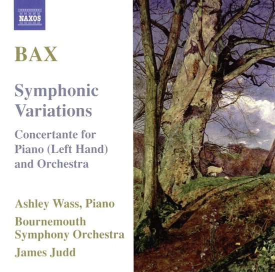 Bax: Symphonic Variations