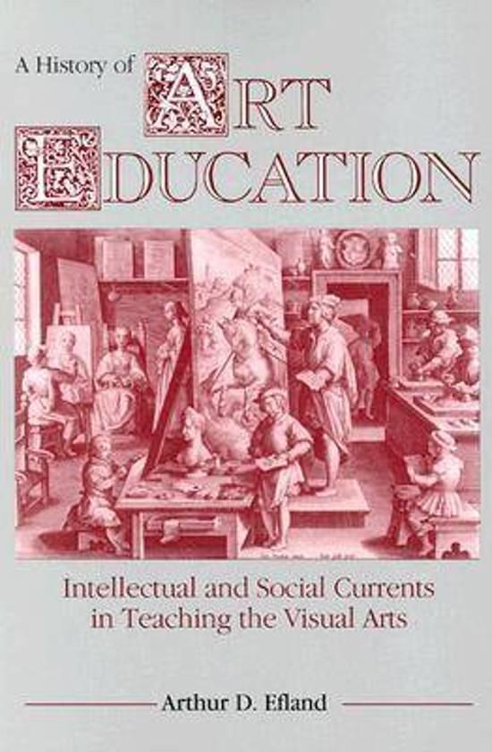 A History of Art Education