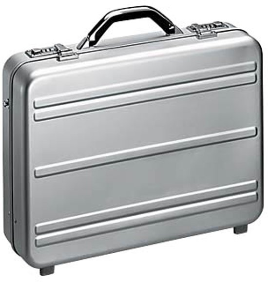 Valise D'argent Risque D'instrument Portable En Aluminium Alumaxx CWcvr