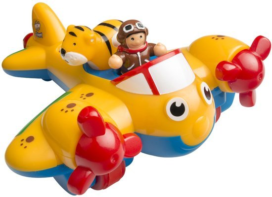 WOW Toys Johnny Jungle Plane - Vliegtuig