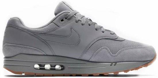 Nike Air Max 1 Sneakers Grijs Maat 43