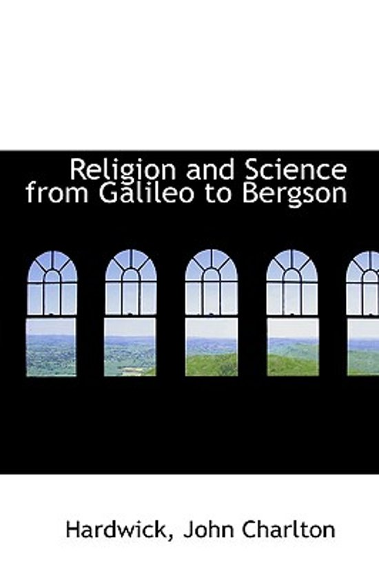 galileo on religion and science