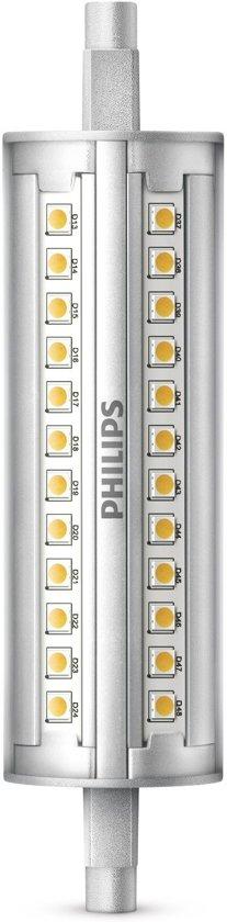 philips led 14w r7s r7s a wit led lamp. Black Bedroom Furniture Sets. Home Design Ideas