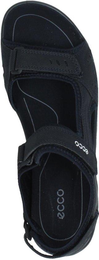 Ecco All terrain lite dames sandaal - Zwart