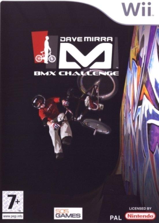 Dave Mirra - Bmx Challenge kopen