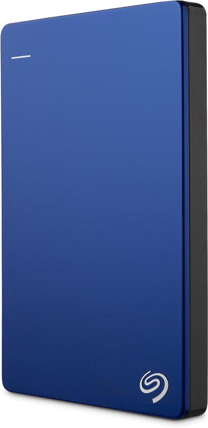 Seagate Backup Plus Slim 1 TB - Blauw