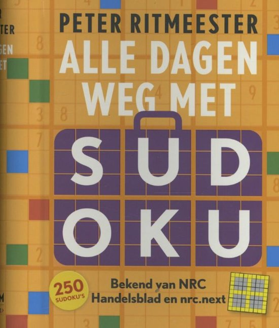 Afbeelding van het spel Alle dagen weg met sudoku