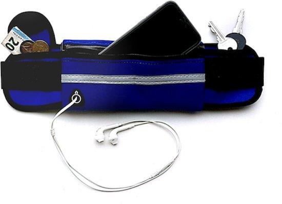 Running belt - Hardloop belt - Hardloop riem - Blauw