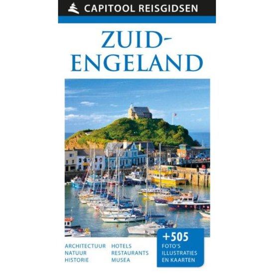 Reisgids Zuid Engeland