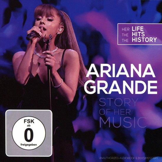 CD cover van Story Of Her.. -Cd+Dvd- van Ariana Grande