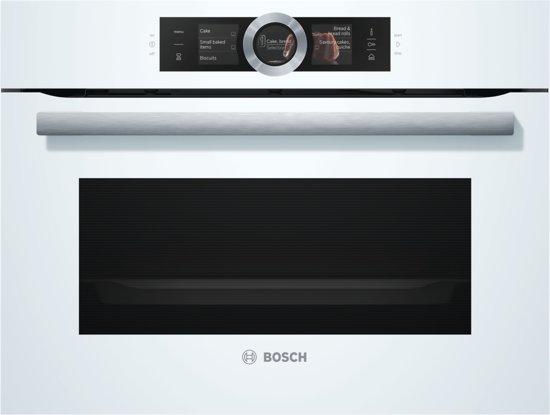 Bosch CSG656RW6 - Serie 8 - Inbouw oven - Wit