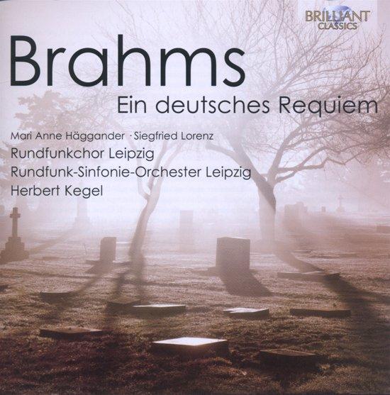 Brahms; Ein Deutches Requiem