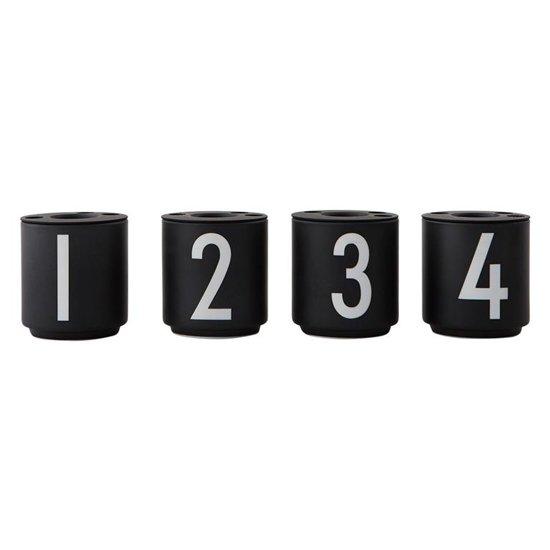 Design Letters 1234 Espressokopjes 0,1 L - 4 st.