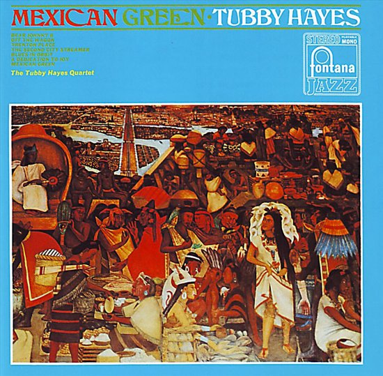 Mexican Green
