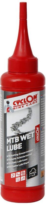 Olie cyclon wet lube 125ml