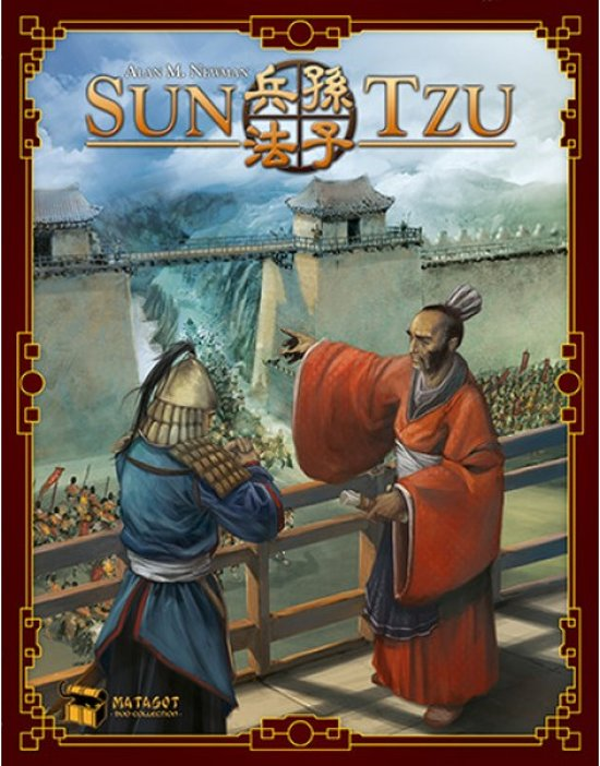 Afbeelding van het spel Sun Tsu dynasties