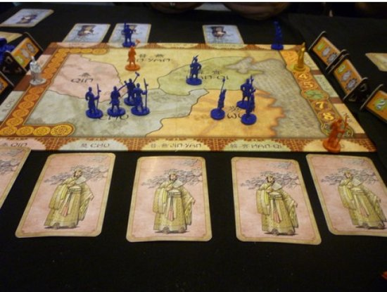 Thumbnail van een extra afbeelding van het spel Sun Tsu dynasties
