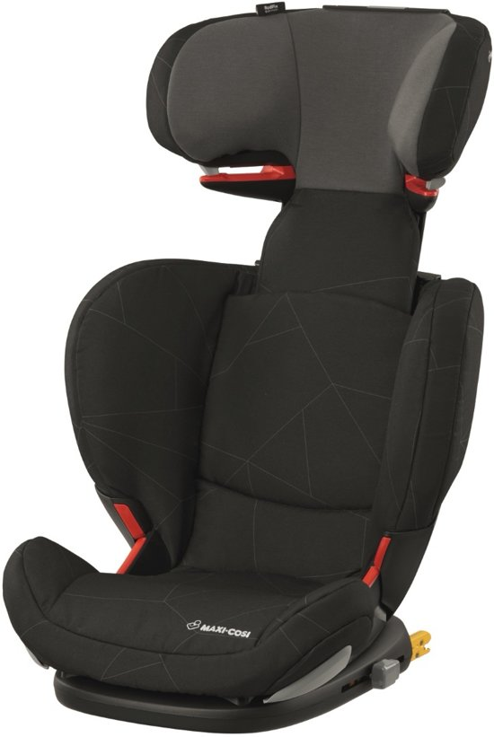 Maxi Cosi Rodifix Air Protect - Autostoel - Black Diamond
