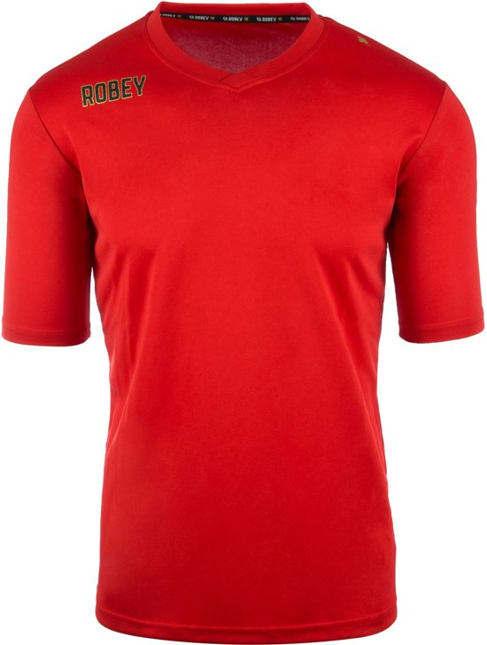 Robey Shirt Score - Voetbalshirt - Red - Maat XXXL