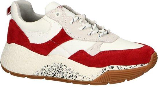 rode Wit Esprit Sneakers Wit rode Esprit Sneakers Wit nPT5W6