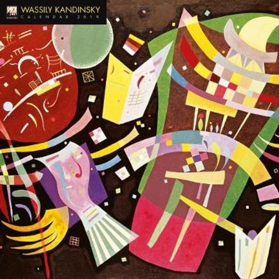Wassily Kandinsky Kalender 2019