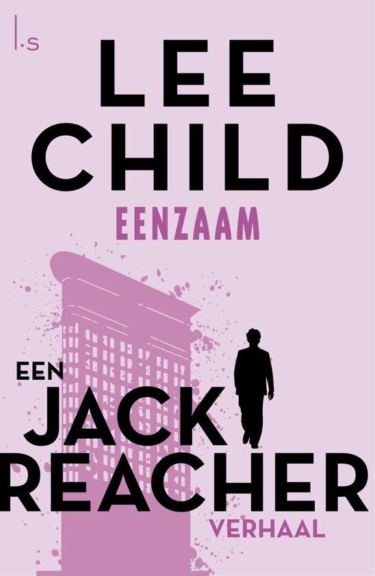 Boekomslag voor Jack Reacher 11 - Eenzaam