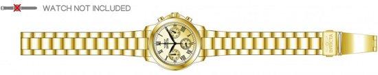 Horlogeband voor Invicta Specialty 21654