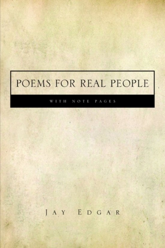 Poems For Real People